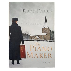 Other - The Piano Maker by Kurt Palka PB paperback book